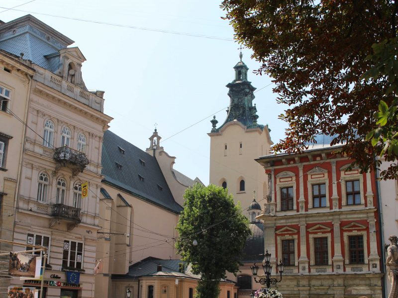 Lviv Ukraine travel