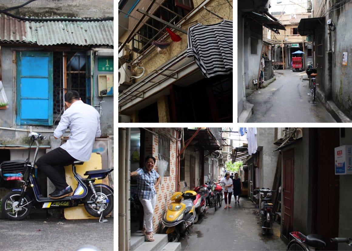 Shanghai Lilongs