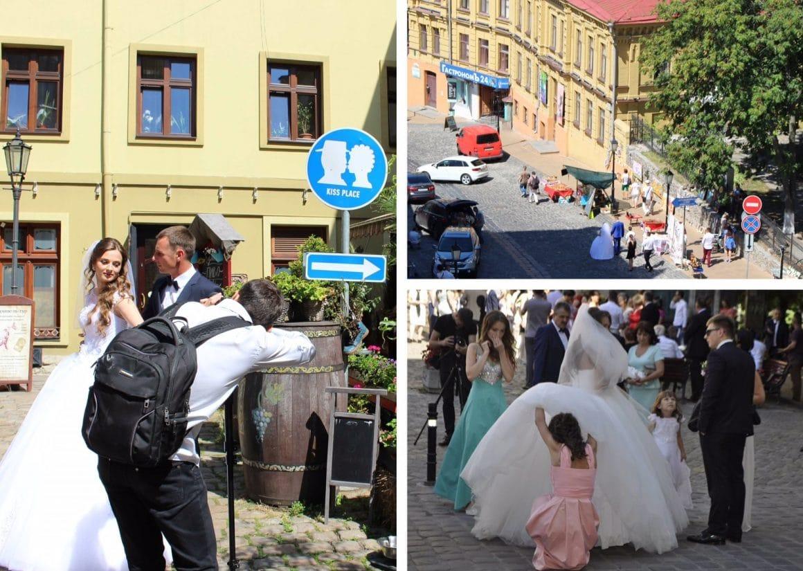 Oekraine bruiden
