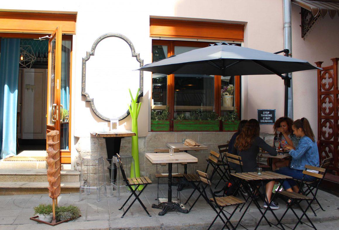 Wafle and wine bar ukraine