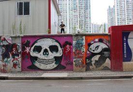 De creatieve hotspot van Shanghai: M50