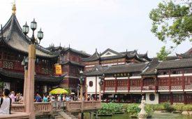 3 drukke plekken in Shanghai die eigenlijk best tof zijn