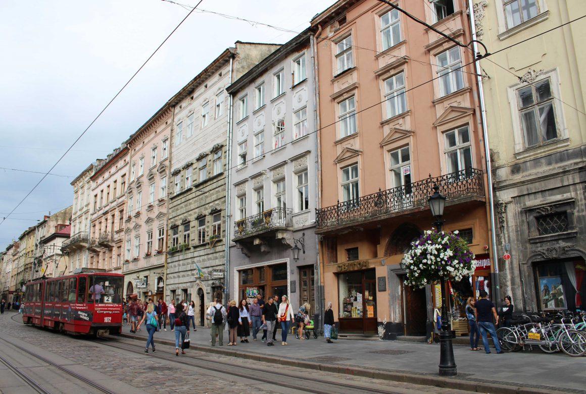 Lviv Oekraïne