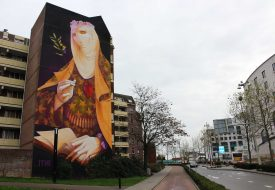 Street art in the Netherlands: Heerlen