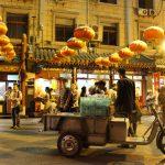 Beijing streetfood market China