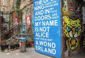 Doen: speuren naar street art in Berlijn