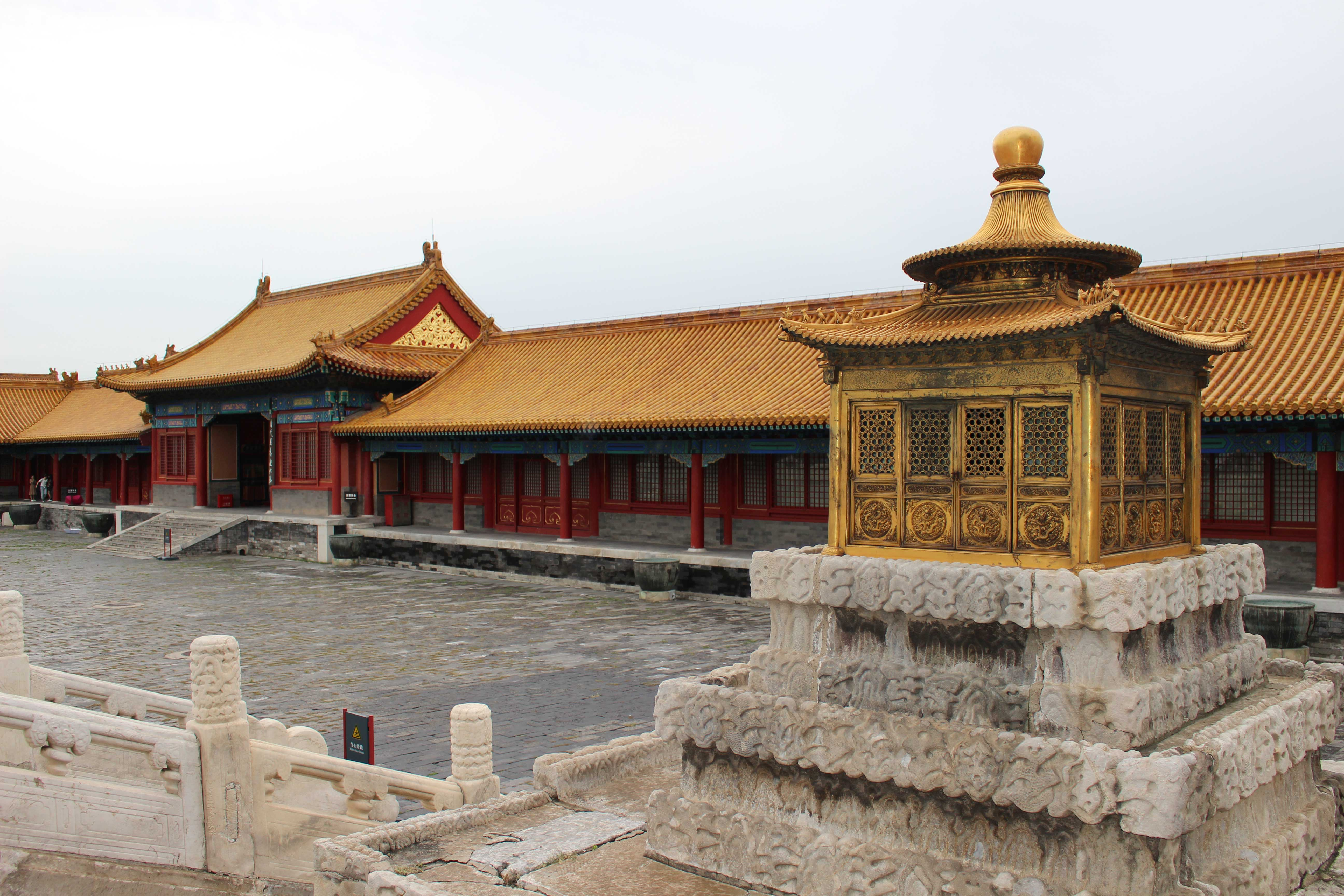 Beijing Verboden Stad