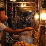 Moslimbuurt Xian China