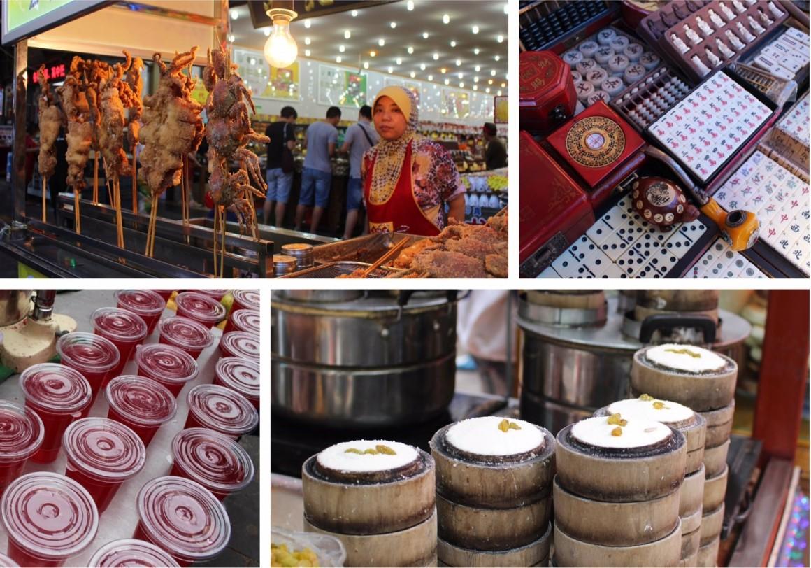 Moslimbuurt China Xian