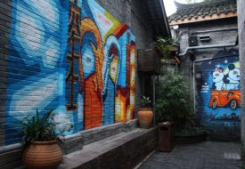 The best alleys in Chengdu: Kuan Zhai Xiang Zi