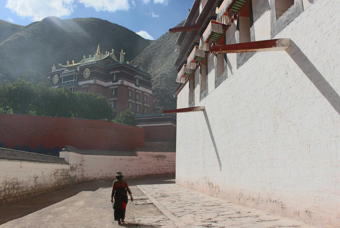 Xiahe china labrang