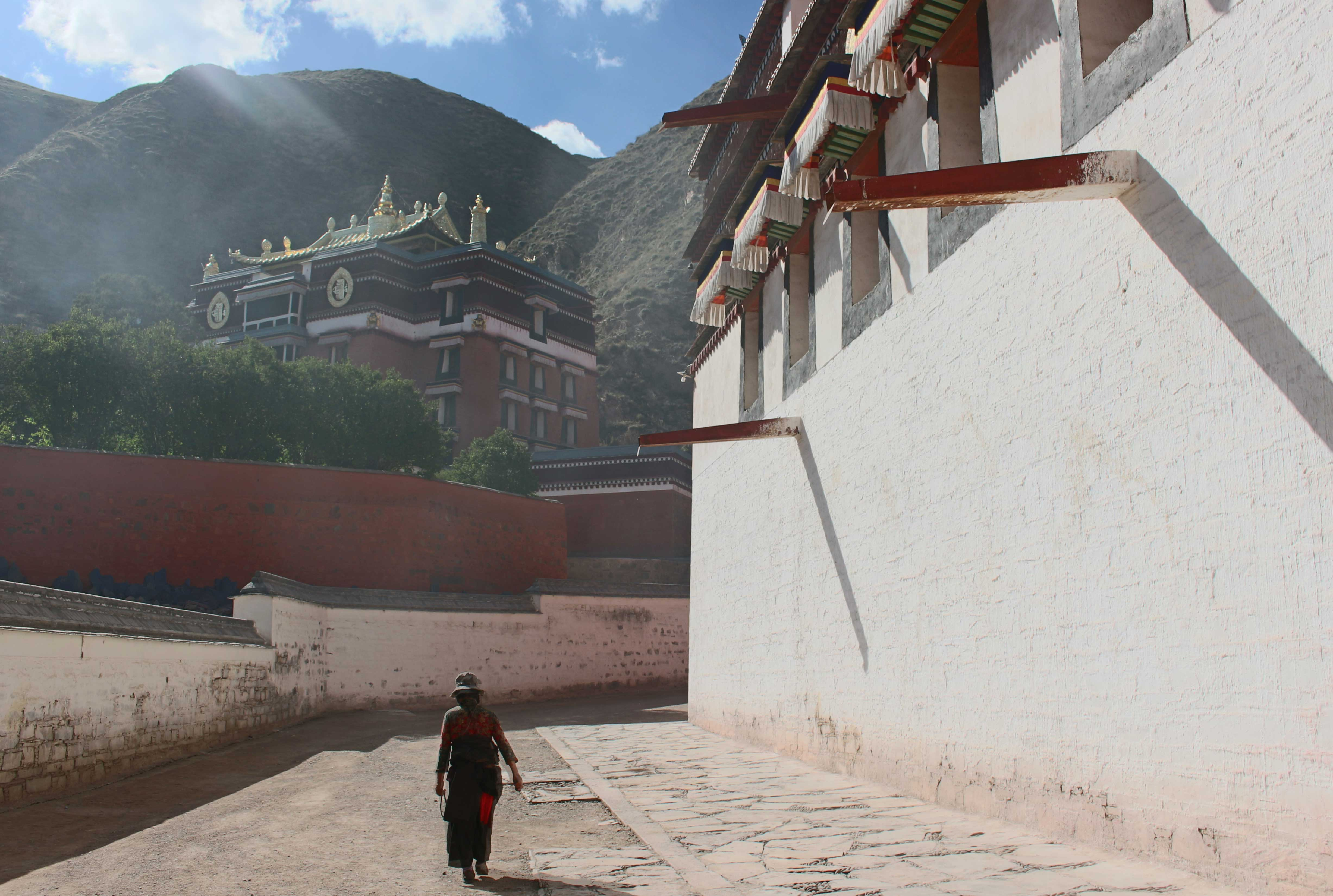Xiahe china labrang