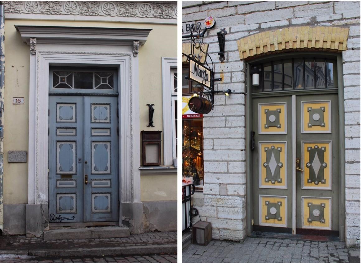 Doors Tallinn Estonia