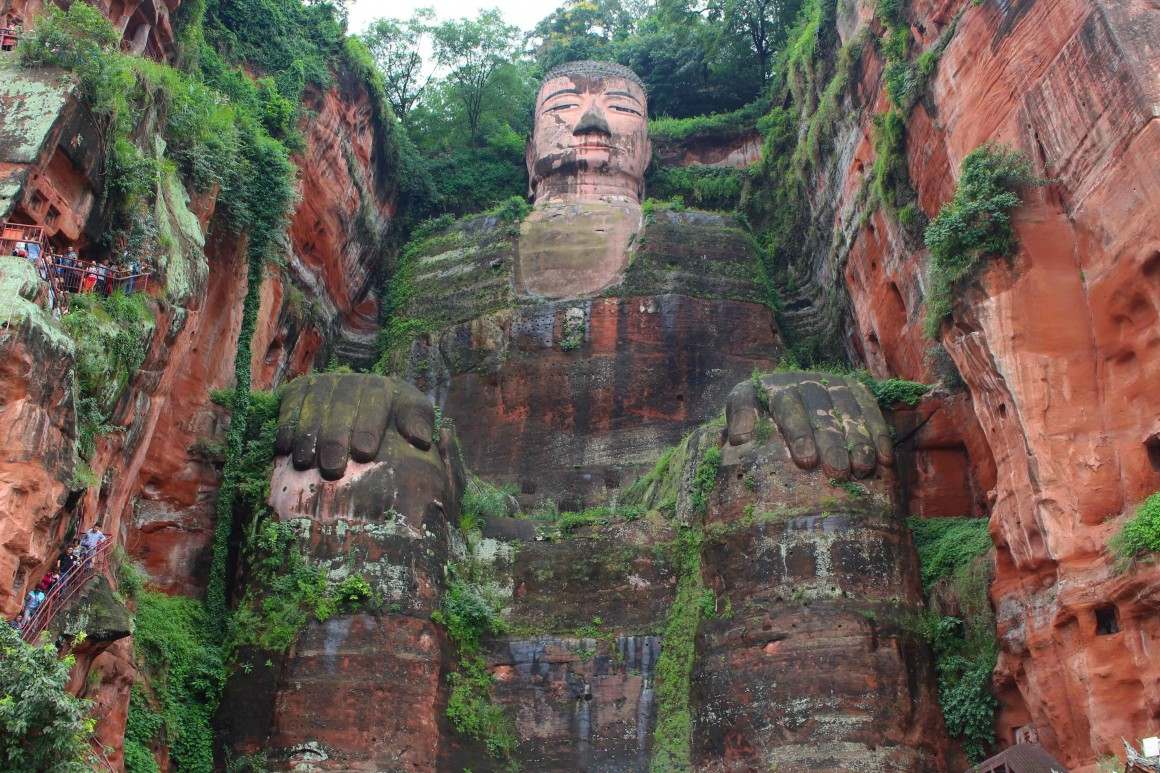 Leshan buddhha China