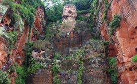 De reuzen van Chengdu: panda en boeddha
