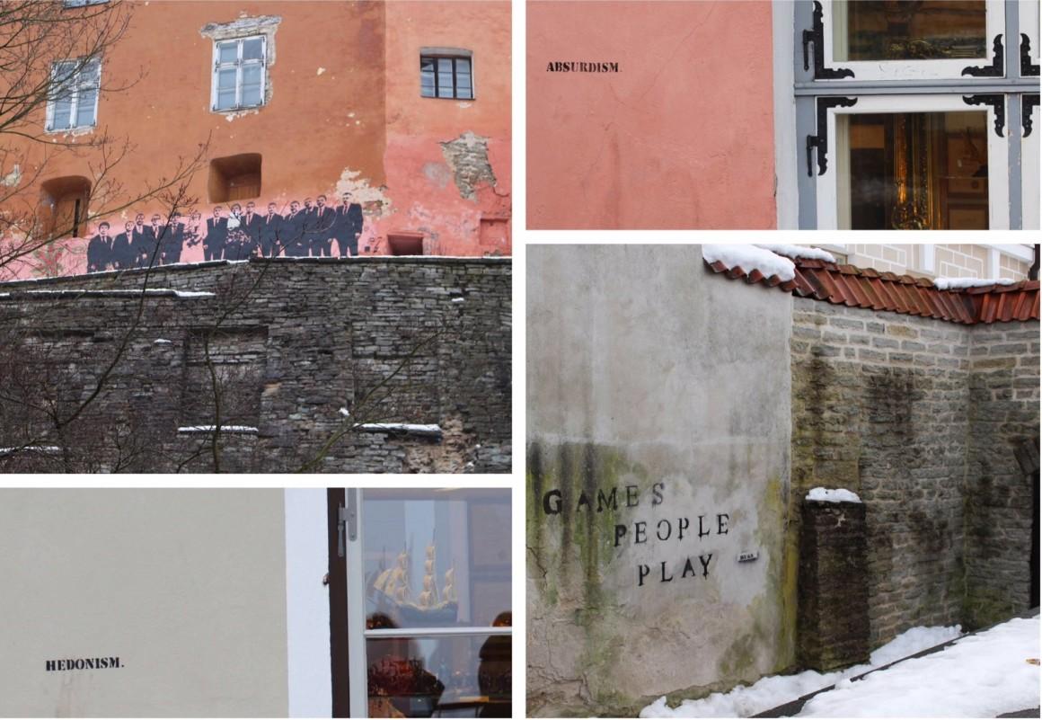 Tallinn hidden messages