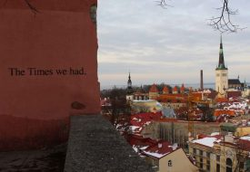 Photo essay: wintery Tallinn