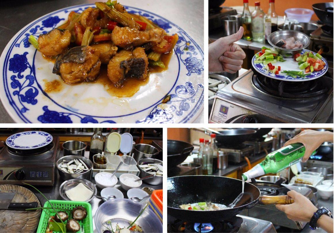 Kookcursus Yangshuo