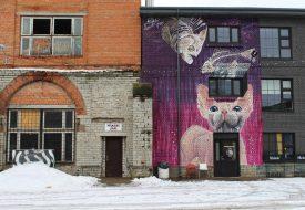 5x alternative places in Tallinn