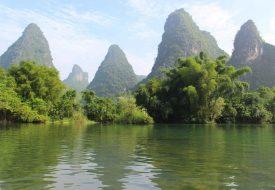 China: langs het mystieke karstlandschap van Yangshuo