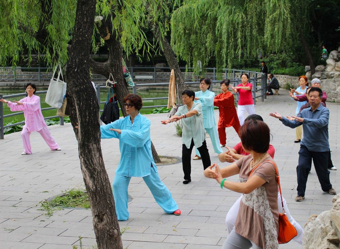 Parkleven China Tai Chi