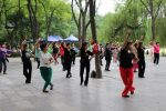 Zien in China: het actieve parkleven (met video!)