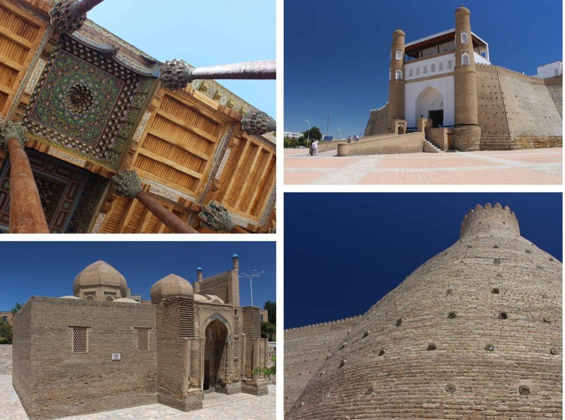Buchara Silk Road