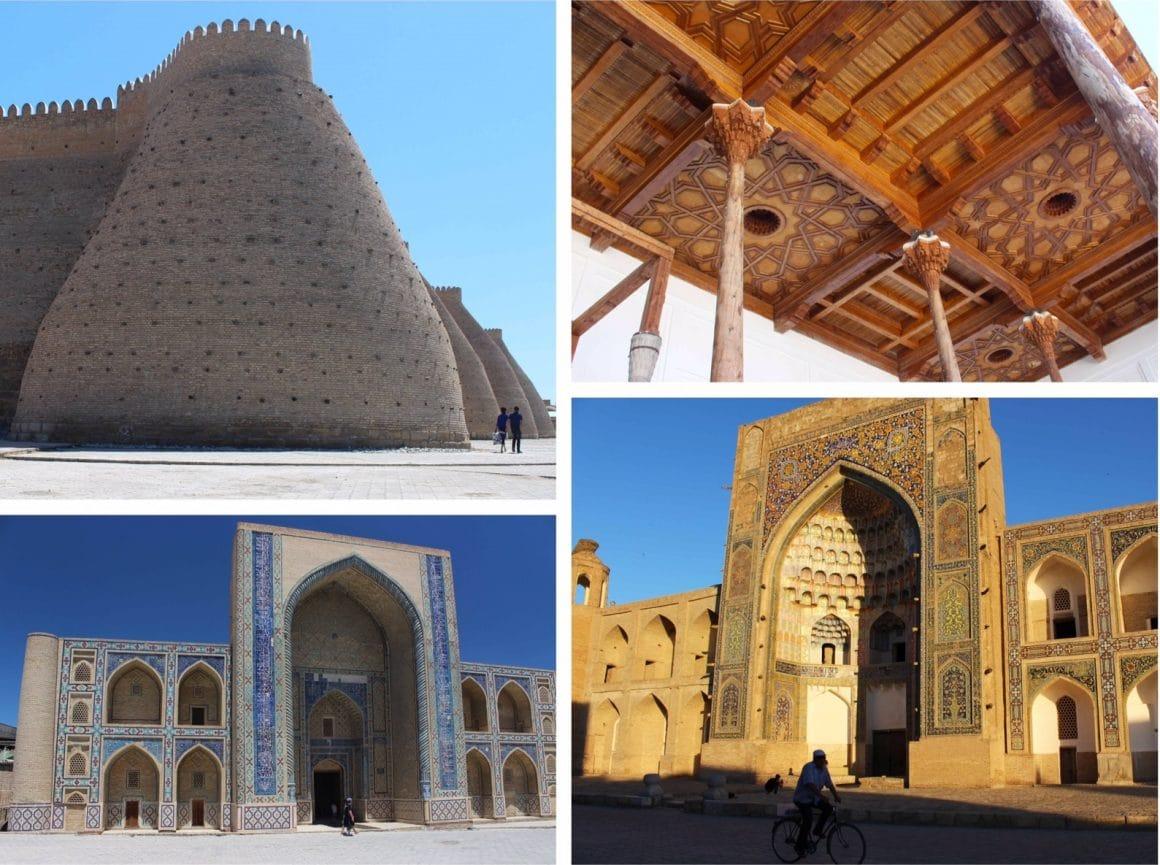 Buchara Silk Road Uzbekistan