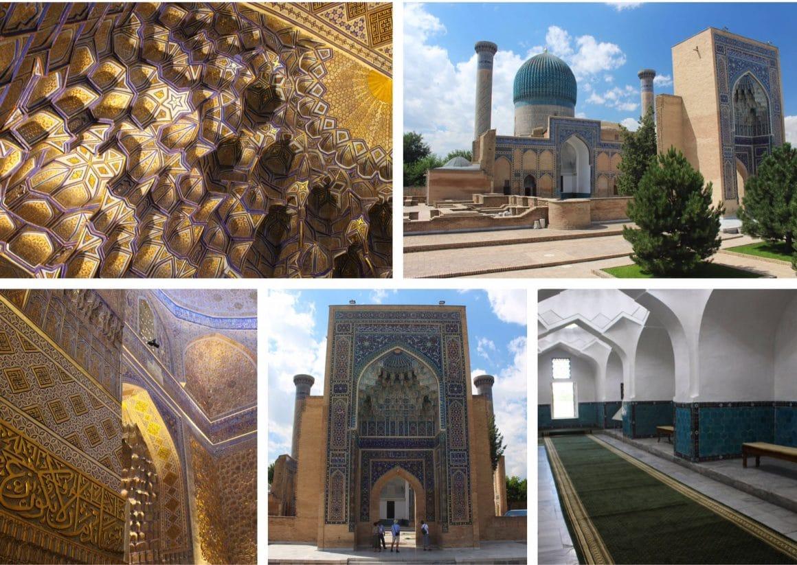 Gur i Mir samarkand oezbekistan