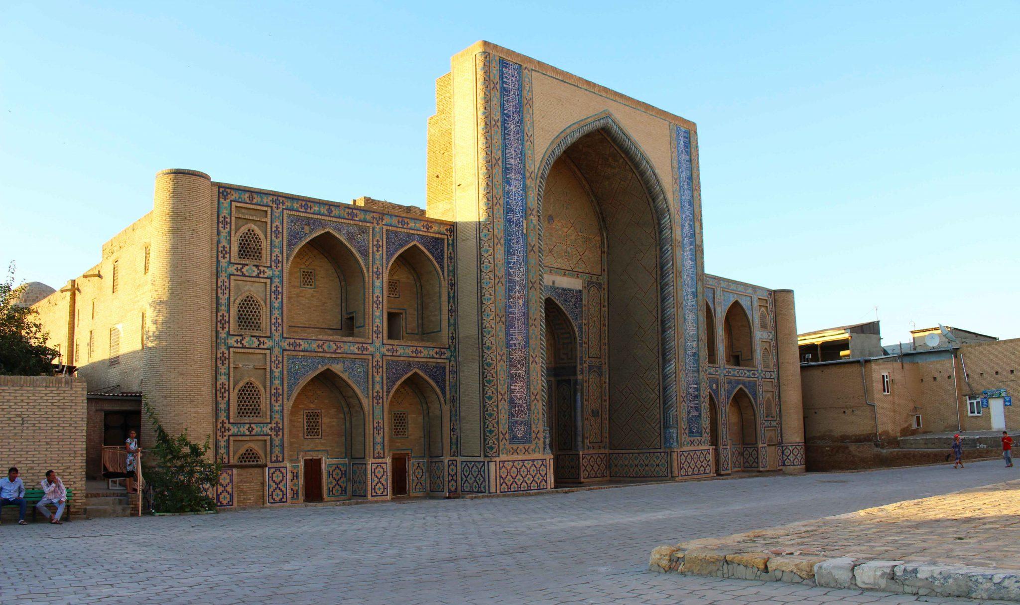 Oezbekistan Buchara Poi Kalon