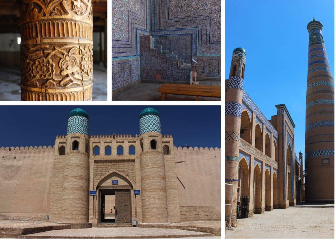 Khiva Uzbekistan hoogtepunten