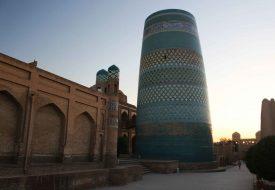 Langs de Oezbeekse Zijderoute: museumstad Khiva