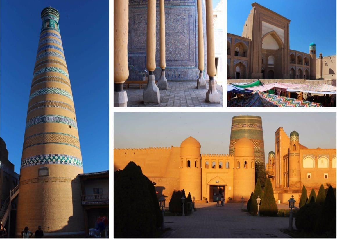Oezbekistan Khiva hoogtepunten