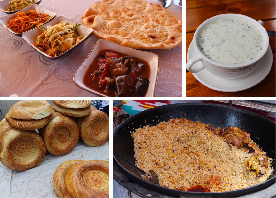 Food Oezbekistan