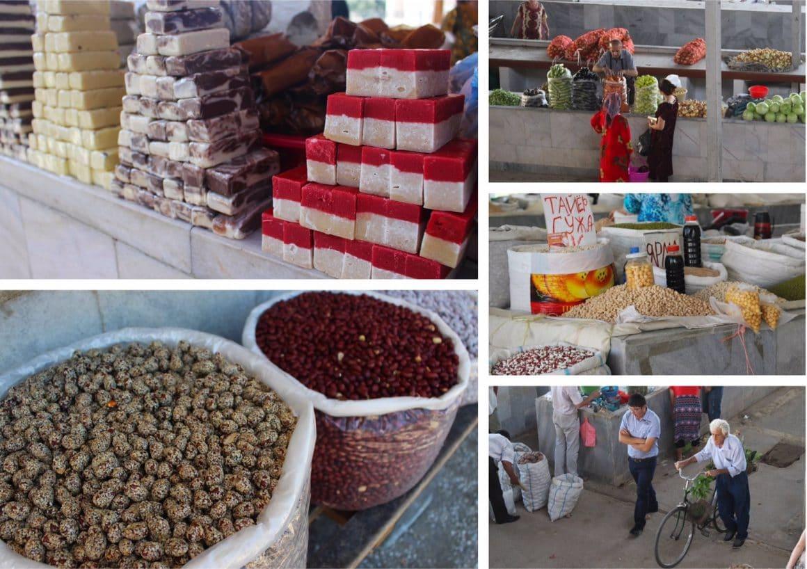 Siab Bazaar samarkand