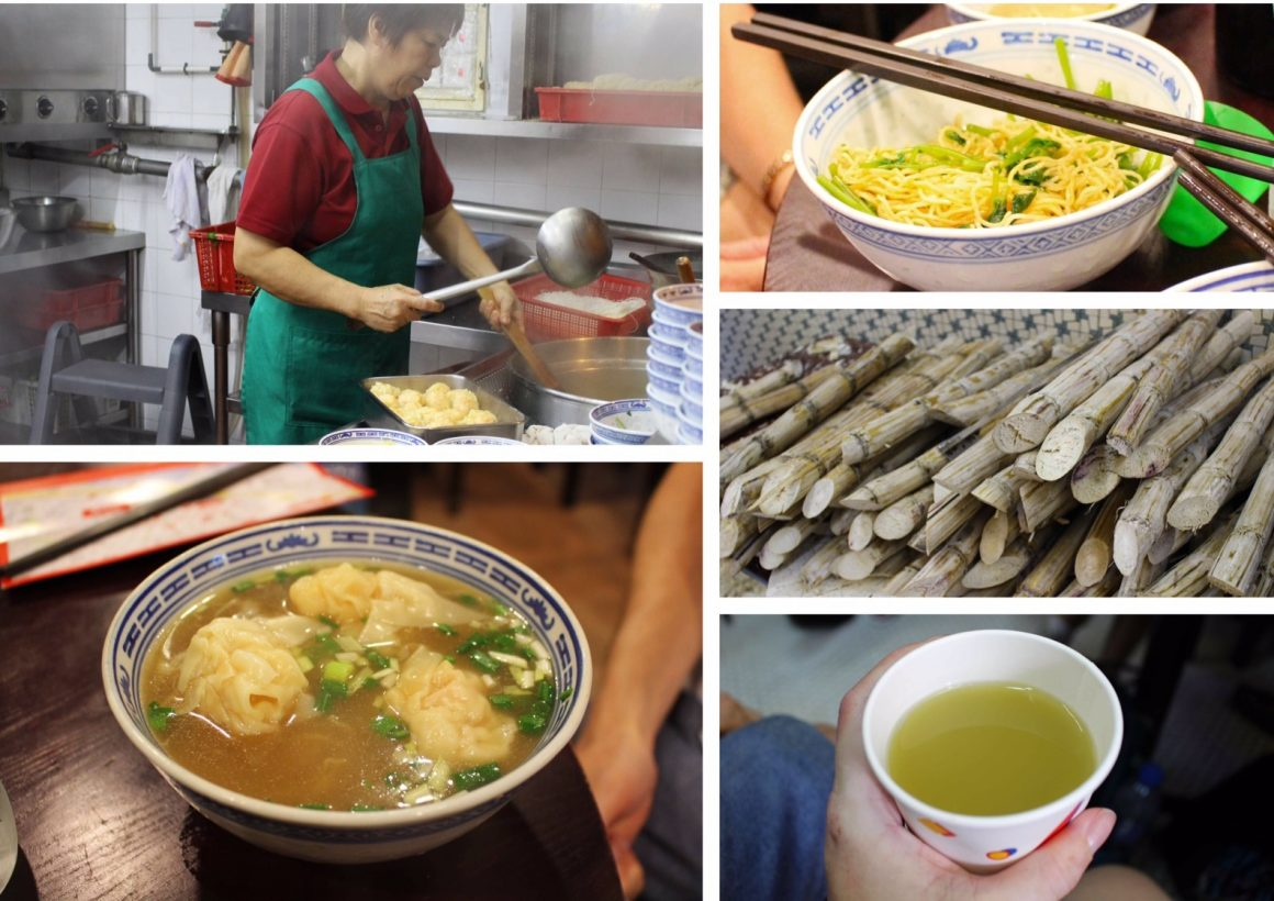 Food tour Hong Kong