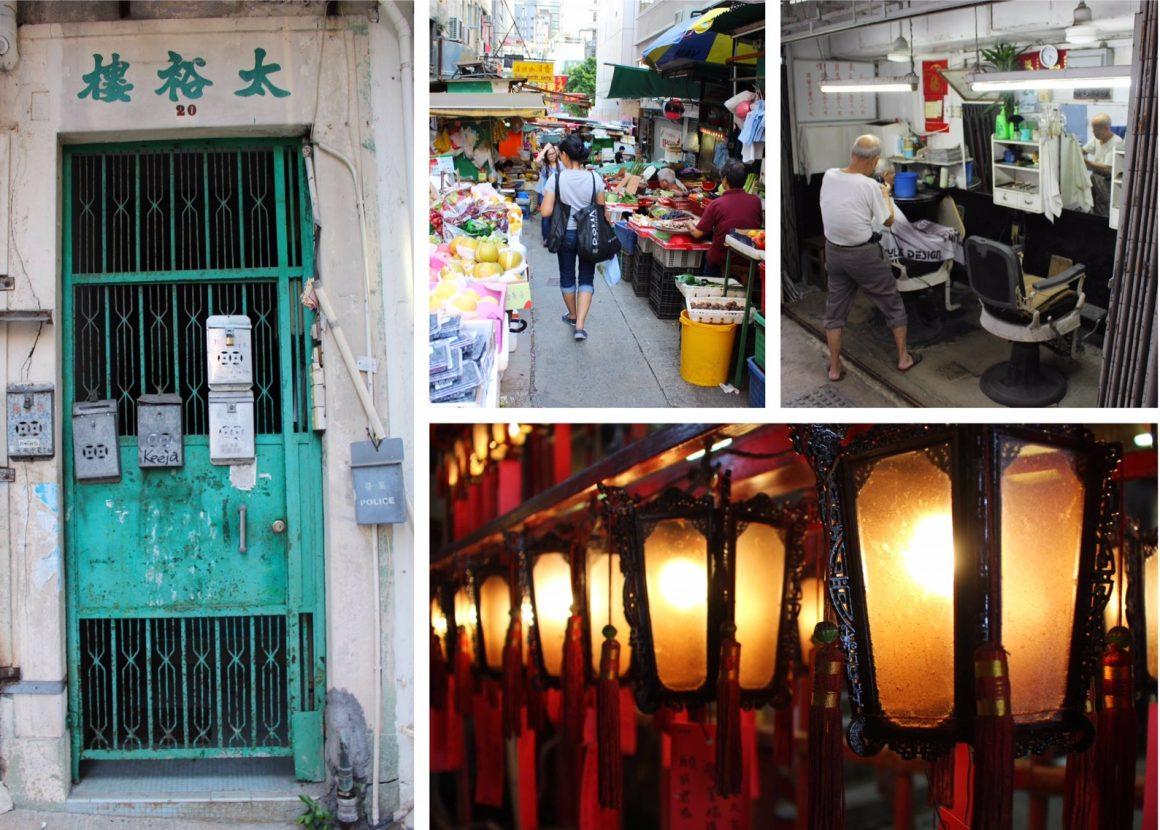 Hong Kong local life