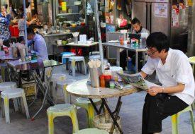 A food and street art safari in Hong Kong