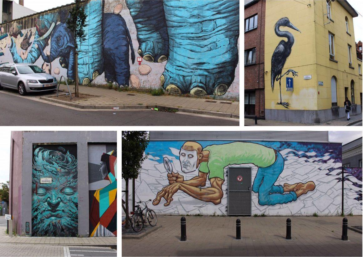 Gent street art