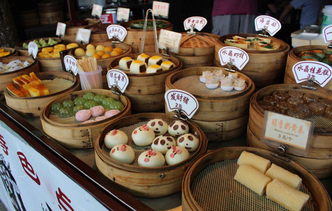 Suzhou China food