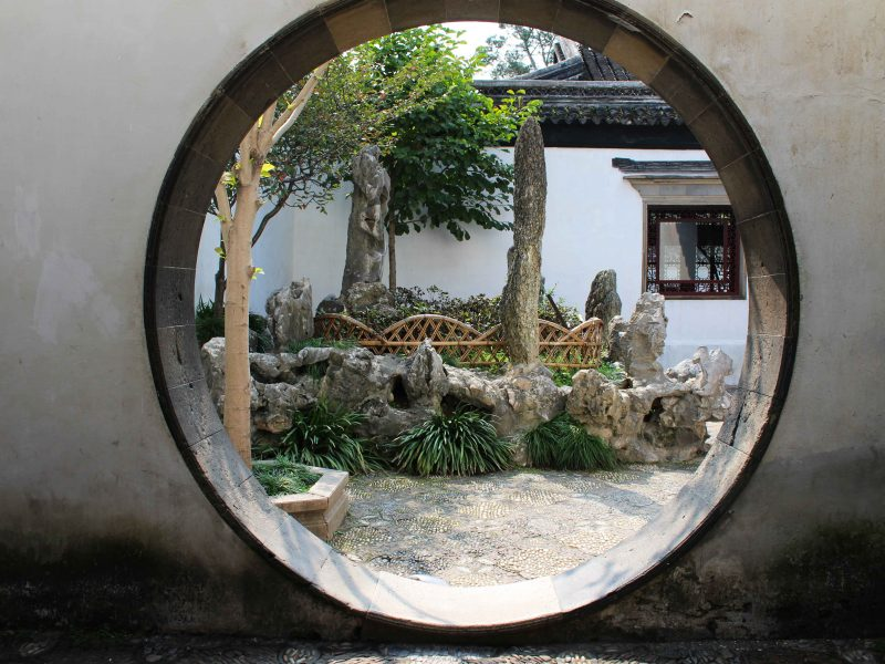 Suzhou-China-poortjes
