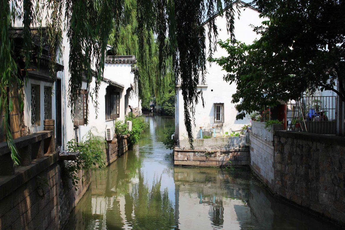 Suzhou waterstad China