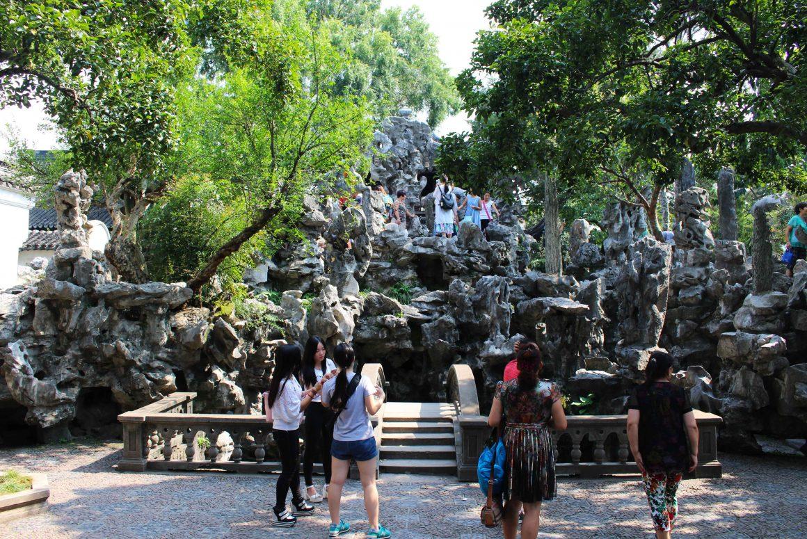 Suzhou-tuinen-parken