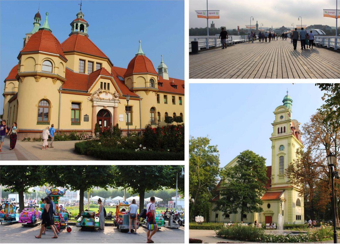 Gdansk Polen Sopot