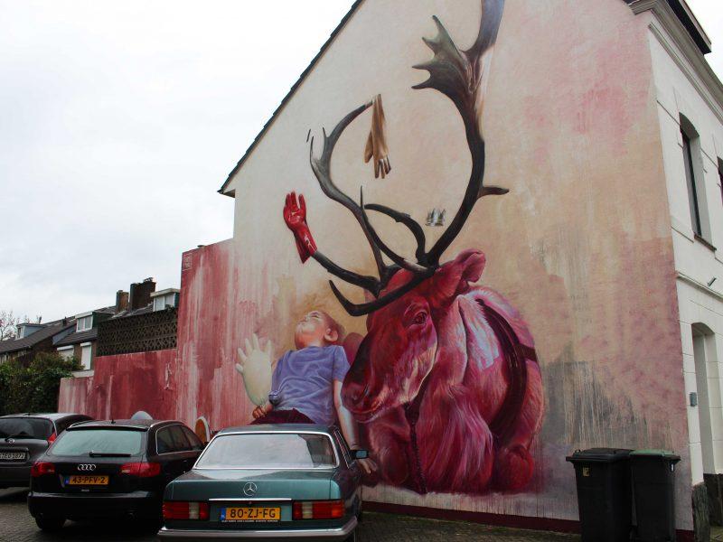 Street art Heerlen