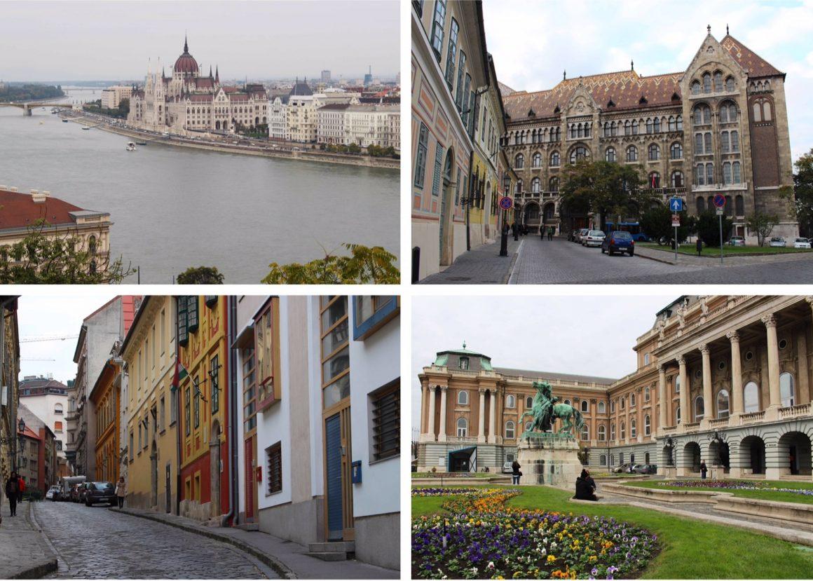 Boeda zijde Boedapest