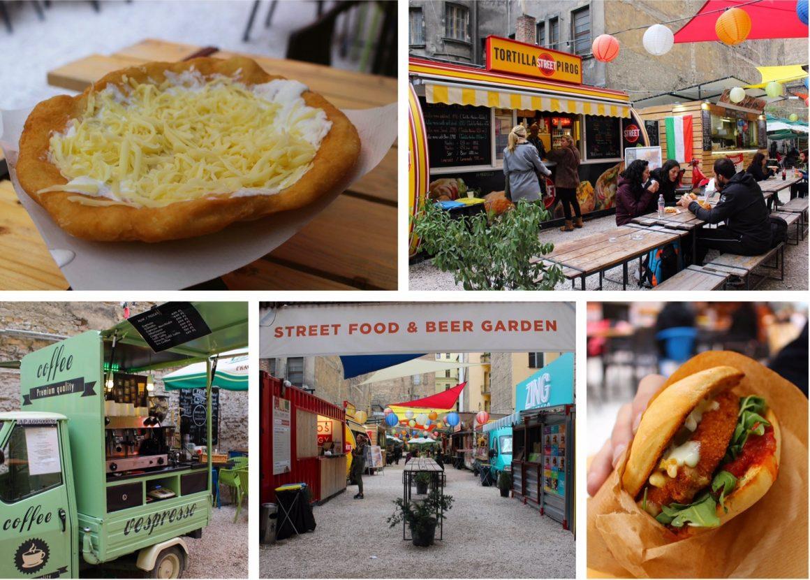 Boedapest street food Karavan