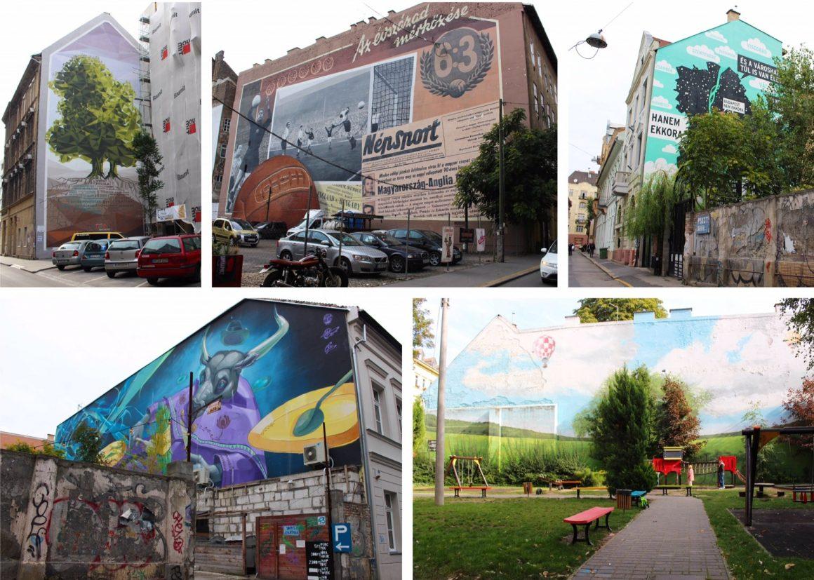 Boedapest street art
