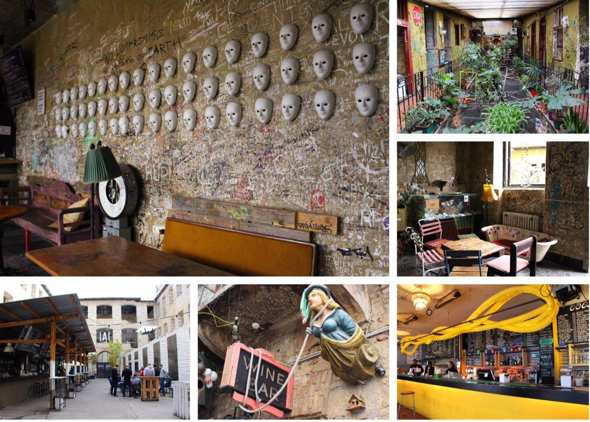 Ruine cafe Boedapest