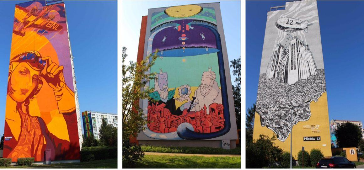 Gdansk street art Poeln